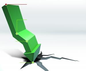 美国三大股指齐跌 趣头条暴涨后又暴跌41%