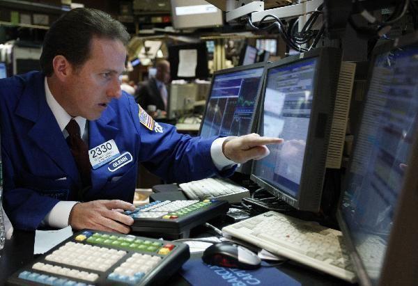 上市公司业绩强劲 美股高位震荡