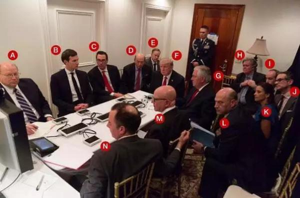 """特朗普变温和背后:""""高盛系""""成员在白宫派别斗争中占了上风"""