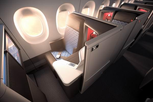 60%的高端旅行者会选择商务舱出行