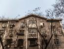 右安西里的老楼房