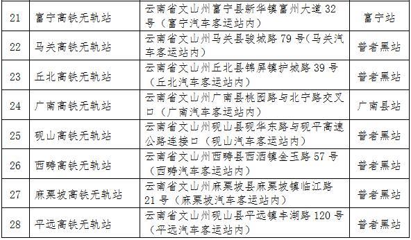 云南高铁无轨站运营满百日 文山、磨憨等地旅客最青睐