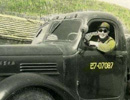 火红年代解放卡车CA10