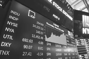 美股科技板块显现结构分化