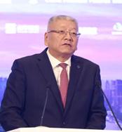 上海期货交易所理事长姜岩