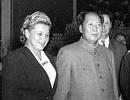 毛泽东访问苏联