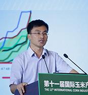 中粮贸易玉米中心总经理助理兼套期保值部总经理柴小峰