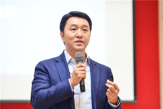 腾讯集团高级副总裁马晓轶
