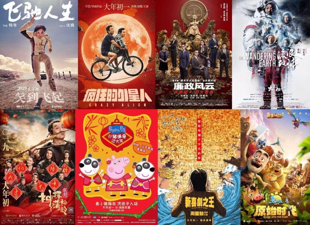 2019年春节档后,中国电影告别三个时代