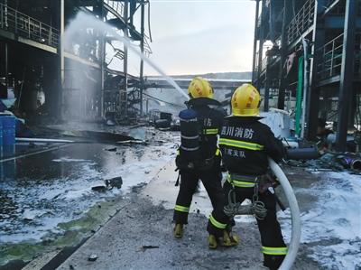 宜宾致19死爆炸事故:15人移送司法