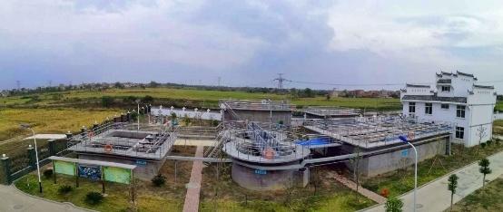 中信環境技術應城項目成湖北省鄉鎮汙水治理標杆