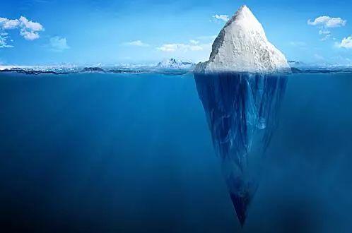 南极的水最纯净?(摄图网)