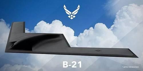 B-21轰炸机(维基百科)