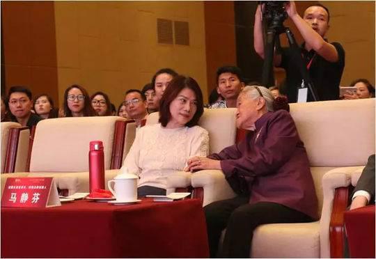 关键词村儿子园董事长马静芬与董皓珠第叁次会见