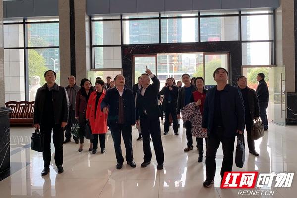湘潭・湘阴两地检察机关学习交流会在湘阴举行