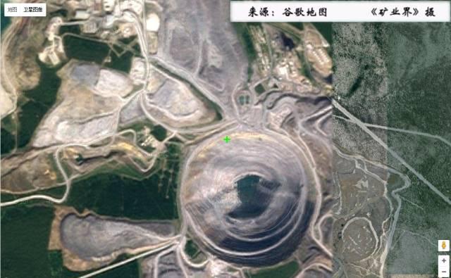 Nevada Operations金銅銀礦