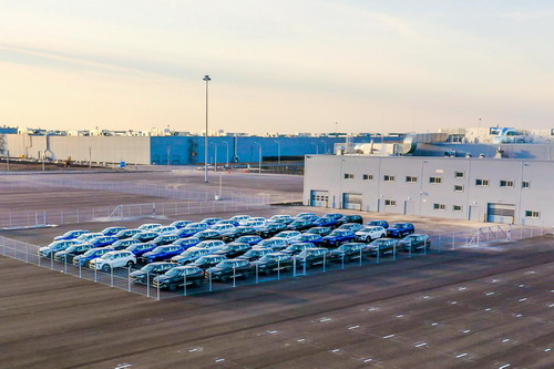 长城汽车俄罗斯图拉工厂正式投产 中国汽车品牌转型标准输出