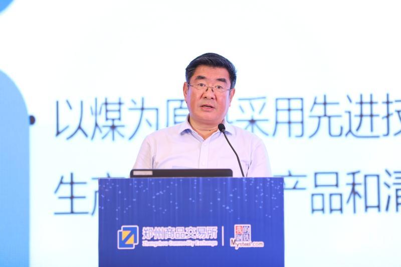 中国石油和化学工业联合会副会长 傅向升