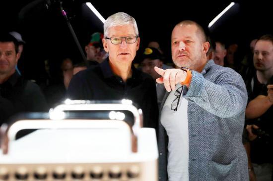 苹果首席设计师离职因对库克失望? 库克:一派胡言