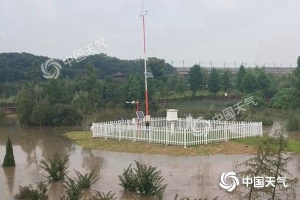 江西新一轮强降雨已到达 中北部有暴雨到大暴雨