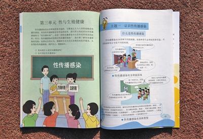 北京27所学校仅2所专门开设性教育课程