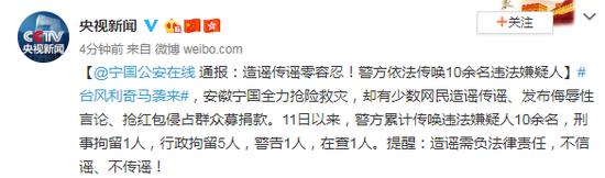 网友微信群抢900元支援灾区的红包拒不退还 被拘