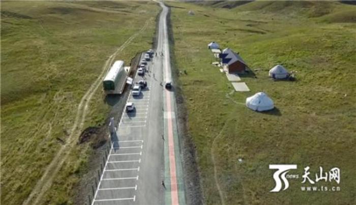 """听!当你开车驶过,新疆木垒这条路就会""""唱歌"""""""