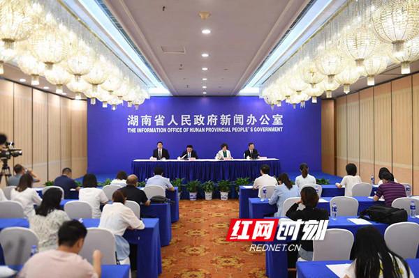 """辉煌70年丨湖南GDP升至全国第八 产业结构""""三二一"""""""