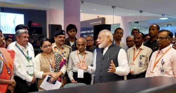 境外媒体:印度月球着陆器失联 恐重创其太空雄心