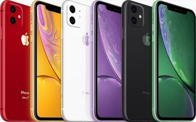 """<b>苹果秋季发布会:iPhone11系列摄像头遭""""吐槽"""" 售价5499元起 不支持5G</b>"""