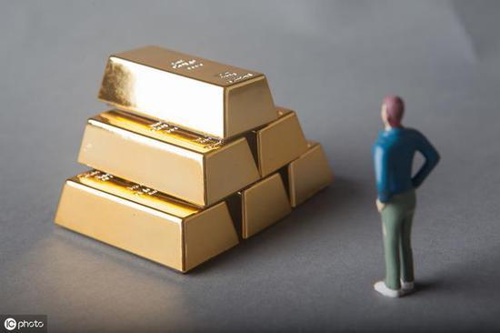 管濤:解密中國連續9月增持黃金的背後邏輯