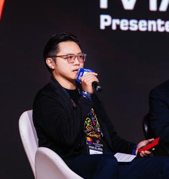 """腾讯音乐娱乐集团副总裁潘才俊:""""内容共创""""探索中国数字音乐产业新生态"""