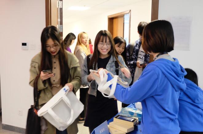 贝壳心选2020年校招走进北京林业大学,邀学子共创美好新居住