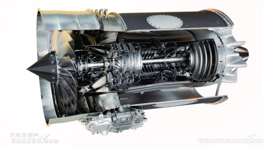 <b>罗尔斯-罗伊斯推出珍珠公务航空发动机家族新成员</b>