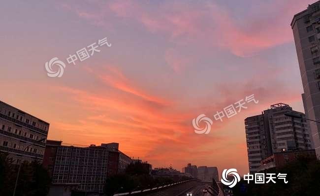 冷空气!北京降温又降雨 明天最高气温仅为13℃