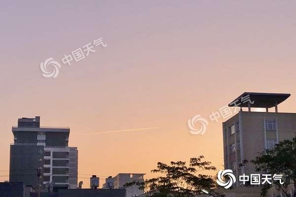 冷空气到访!北京气温低迷 7日最低气温仅有1℃