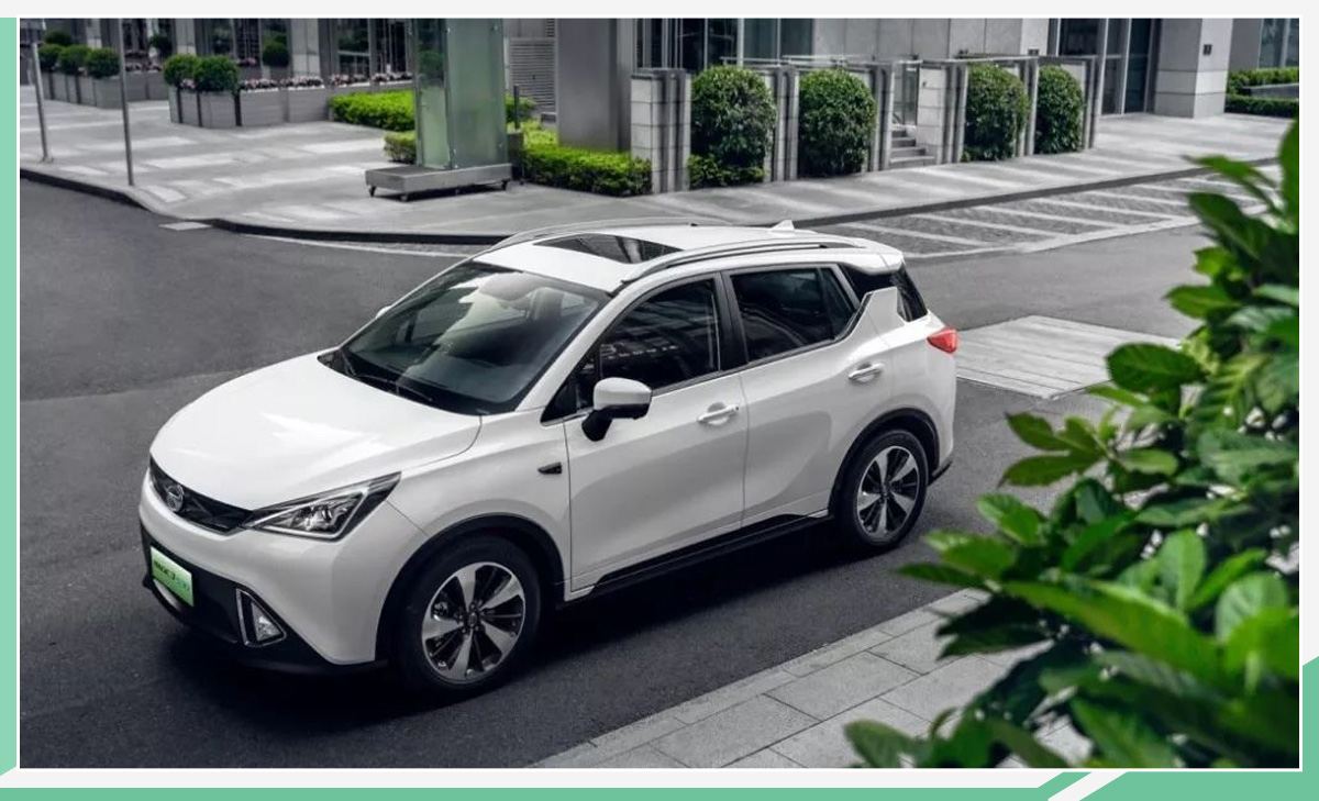 广汽新能源新款GE3