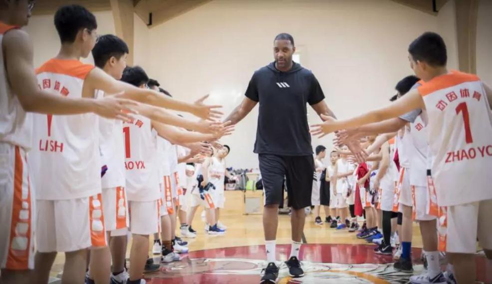 麦迪主导研发美式篮球课程,助力青少儿体育教育健康发展