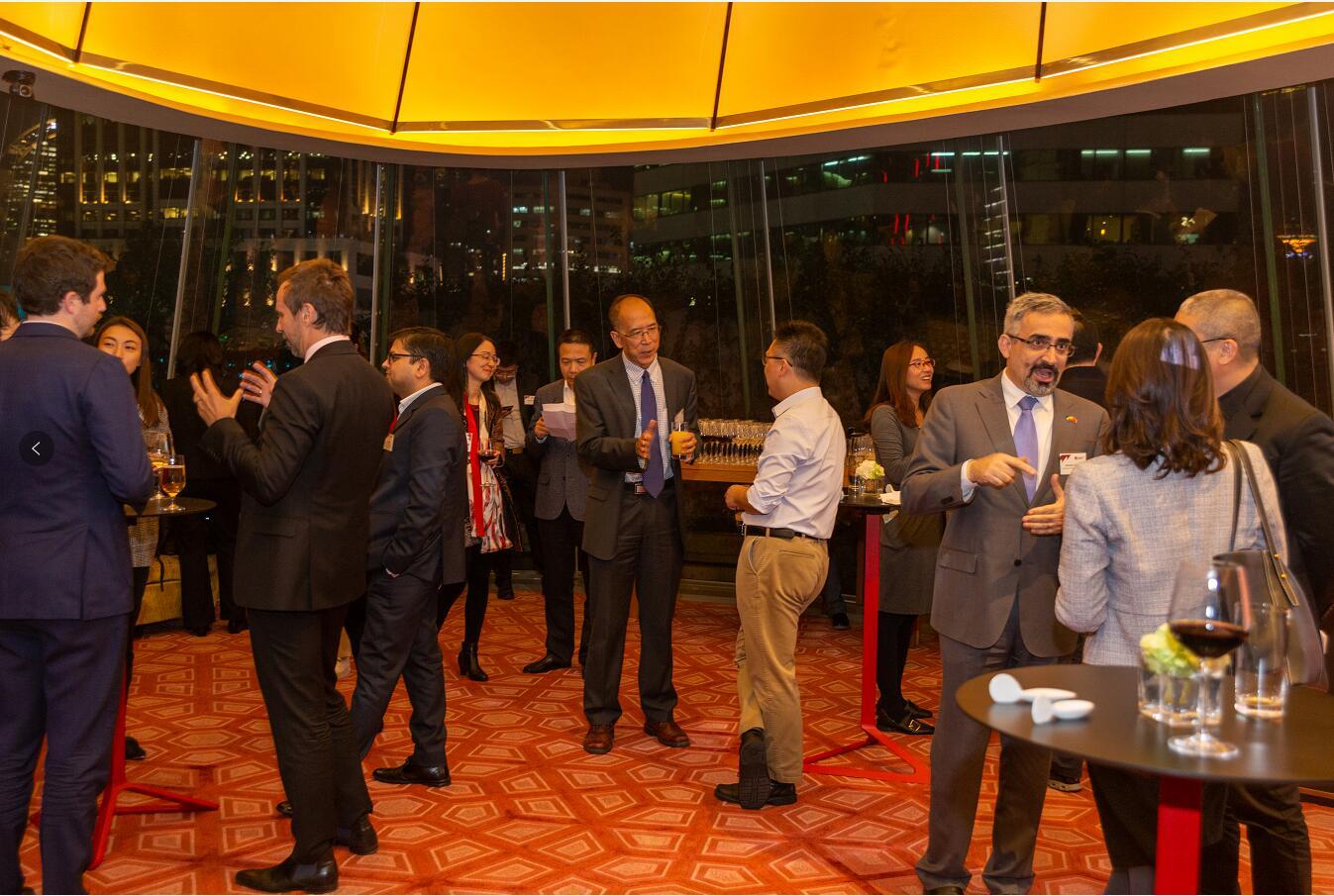 麦考瑞商学院与合作伙伴和校友在上海开展活动以加强合作