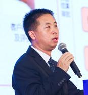 兰格云商总经理朱坤龙