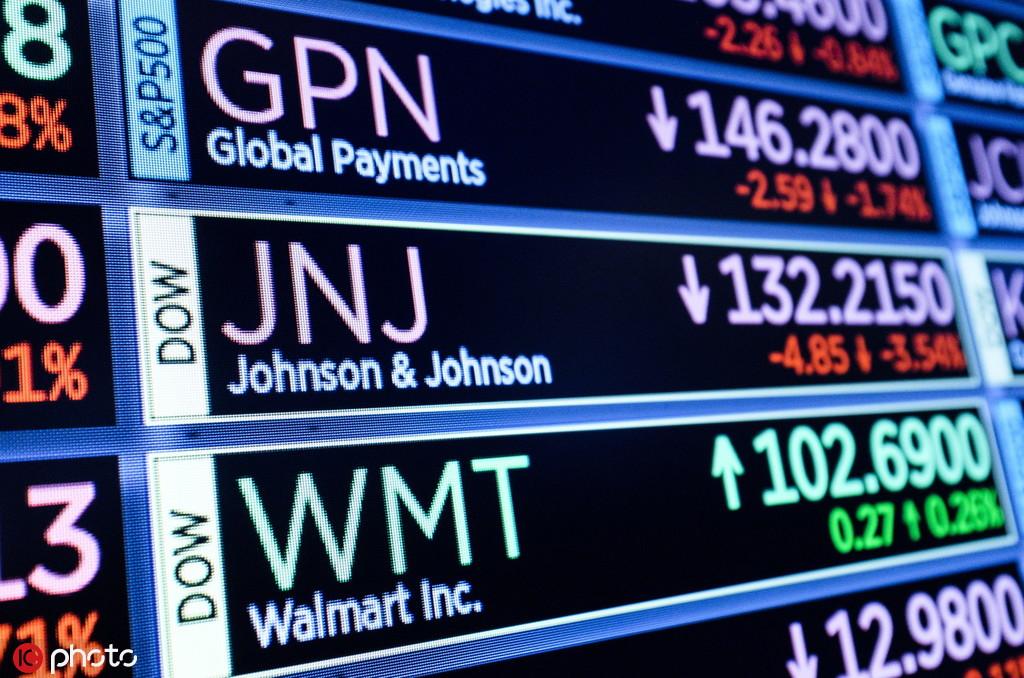美股平收,巴菲特二季度大幅减持银行股,爱奇艺收跌11%