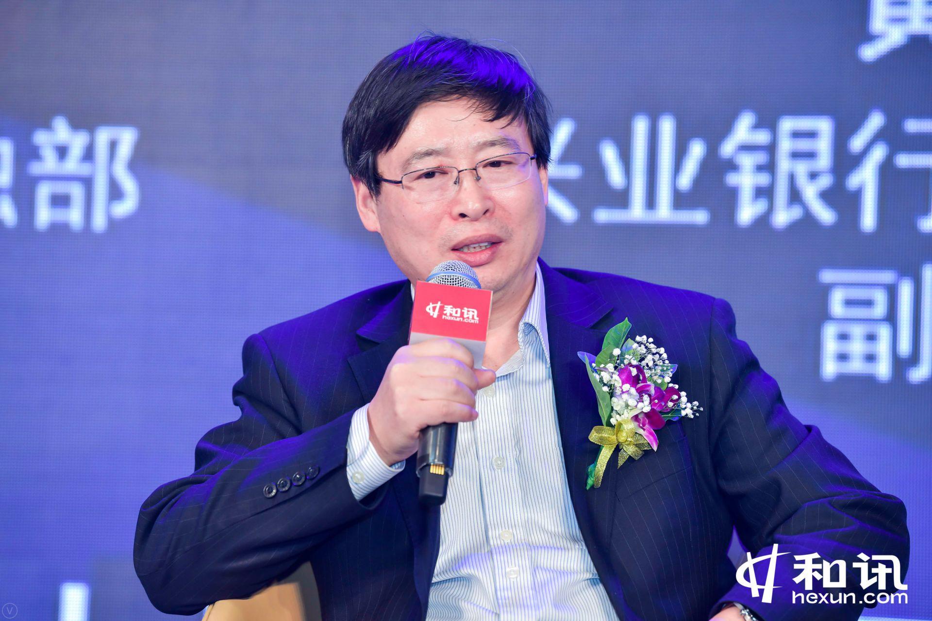 江苏银行网络金融部总经理蒋建明
