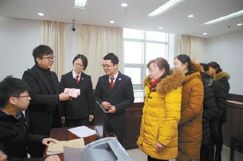 江苏靖江:检察院支持起诉索赔案圆满解决
