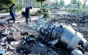 伊朗坠机事件疑点重重