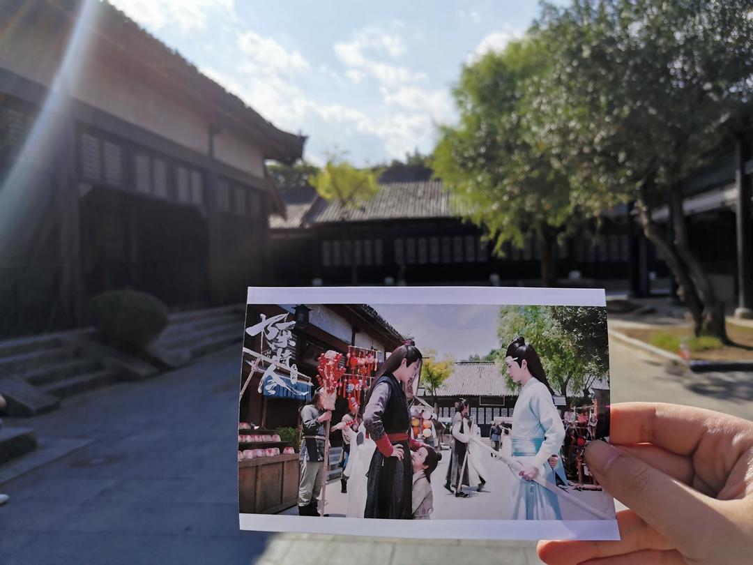 春节来横店过大年,体验超强影视风。