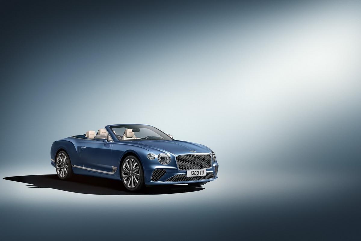 宾利推出欧陆GT Mulliner敞篷版 重新定义超豪华