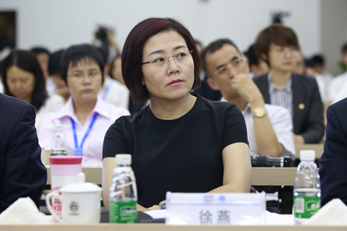 湘财证券董事长徐燕