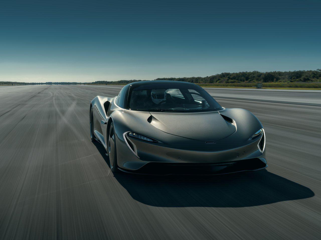 迈凯伦最快车型Speedtail 首批车辆开始交付