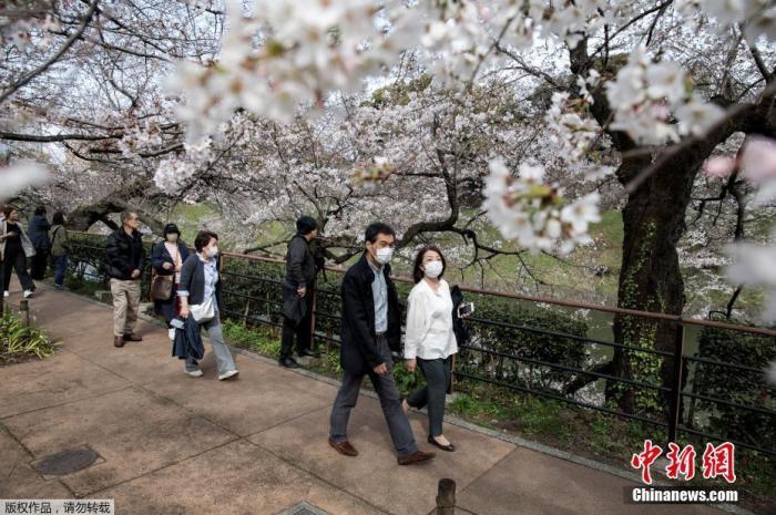 日本专家会议最新报告:新冠肺炎疫情蔓延的可能性很高