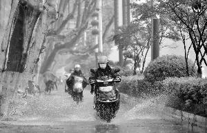 暴雨、大风、寒潮,预警信号三连发